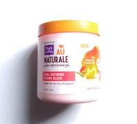 Dark and Lovely AU Naturale Anti-Shrinkage Curl Defining Creme Glaze uploaded by Giselle c.