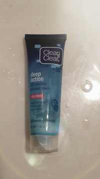 Photo of Clean & Clear® Deep Action Cream Cleanser uploaded by Jessica J.
