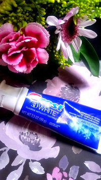 Photo of Crest 3D White Arctic Fresh Whitening Toothpaste uploaded by Jessica J.