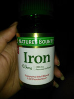 Nature Made Iron, 65mg, Tablets uploaded by 💖Queen B.