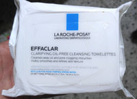 La Roche-Posay Effaclar Clarifying Oil-Free Cleansing Towelettes Facial Wipes uploaded by Idrialis C.