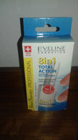 Total Action 8 in 1 Intensive Nail Conditioner Many Problems 1 Solution By Eveline Cosmetics uploaded by 🎀 N.