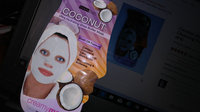 Coconut Ultra Hydrating Shea Butter Cleansing Peel-off Creamy Mask .3oz (Pack of 6) uploaded by Jennifer A.