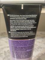 John Frieda® Sheer Blonde Colour Renew Tone-Correcting Shampoo uploaded by Lorna W.