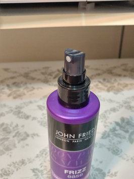 Photo of John Frieda Frizz-Ease Daily Nourishment Leave-In Conditioning Spray uploaded by Lorna W.