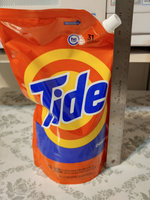 Tide Original 48oz/31 loads 3pack Liquid Laundry Detergent Pouch uploaded by Lorna W.