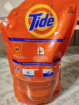 Photo of Tide Original Scent HE Turbo Clean Liquid Laundry Detergent uploaded by Lorna W.