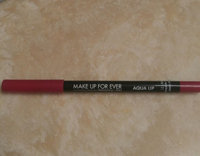 MAKE UP FOR EVER Aqua Lip Waterproof Lip Liner Pencil uploaded by Morena E.