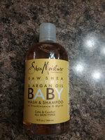 SheaMoisture Raw Shea Chamomile & Argan Oil Wash & Shampoo uploaded by Ann T.