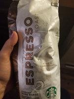 Starbucks Espresso Roast, Whole Bean Coffee (1lb) uploaded by Mikaila V.