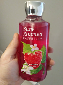 Photo of Bath & Body Works Sun Ripened Raspberry Shower Gel 10oz uploaded by Alexandre A.