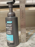 Dove Men+Care Clean Comfort Foaming Body Wash uploaded by Lorna W.