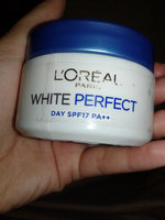 L'Oréal Paris Dermo-Expertise White Perfect Fairness Control Moisturizing Cream Day SPF17 PA++ uploaded by Amira G.