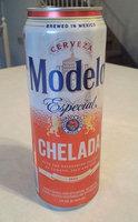 Modelo Chelada Especial® uploaded by Ashley M.
