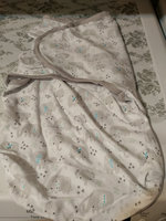 Summer Infant Organic SwaddleMe 3-Pack, Apple / Ivory / Dots uploaded by Lorna W.