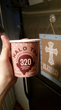 Photo of Halo Top Chocolate Almond Crunch Ice Cream uploaded by Jonathan M.