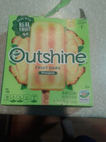 Edy's Outshine Fruit Bars Pineapple - 6 CT uploaded by Michelle L.