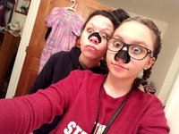 Bioré Deep Cleansing Charcoal Pore Strips uploaded by Kris F.