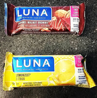 Luna Lemonzest Nutrition Bar uploaded by Anda M.