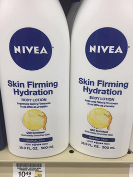 Nivea Skin Firming Body Lotion with Q10 Plus uploaded by Scarlett H.