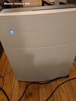 Blueair Air Purifier with HEPA Filter uploaded by Lorna W.