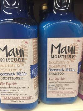 Photo of Maui Moisture Nourish & Moisture + Coconut Milk Shampoo uploaded by Scarlett H.