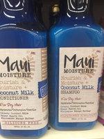 Maui Moisture Nourish & Moisture + Coconut Milk Conditioner uploaded by Scarlett H.