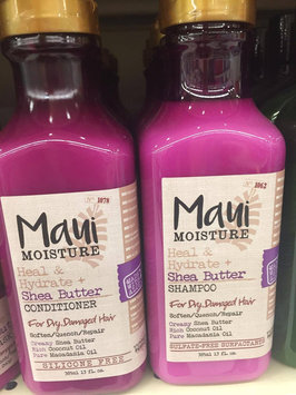 Maui Moisture Heal & Hydrate + Shea Butter Shampoo uploaded by Scarlett H.