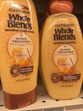 Garnier® Whole Blends™ Honey Treasures Repairing Shampoo uploaded by Scarlett H.
