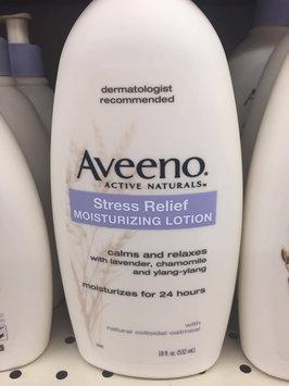 Photo of Aveeno® Stress Relief Moisturizing Lotion uploaded by Scarlett H.