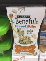 Purina Beneful IncrediBites for Small Dogs Wet Dog Food Family Group Shot uploaded by Scarlett H.