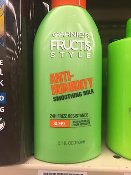 Photo of Garnier Fructis Style Anti-Humidity Smoothing Milk uploaded by Scarlett H.
