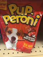 Pup-Peroni Original Beef Flavor Dog Snacks uploaded by Scarlett H.