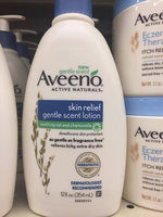 Aveeno Active Naturals Skin Relief with Soothing Oat Essence Moisturizing Lotion uploaded by Scarlett H.