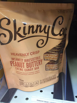 Photo of Skinny Cow Heavenly Crisp Peanut Butter Candy Bars uploaded by Scarlett H.