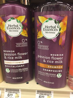 Herbal Essences Passion Flower & Rice Milk Conditioner uploaded by Scarlett H.