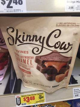 Photo of Skinny Cow Divine Caramel Filled Chocolates uploaded by Scarlett H.