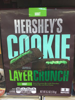Hershey's Cookie Layer Crunch Mint uploaded by Scarlett H.
