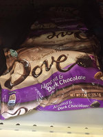 DOVE PROMISES Dark Chocolate Almond Candy Bag, 7.94 oz uploaded by Scarlett H.