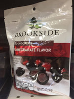 Hershey's Brookside Dark Chocolate Pomegranate Flavor uploaded by Scarlett H.