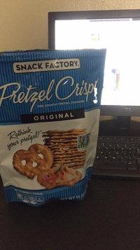 Photo of Pretzel Crisps® Crackers Original uploaded by Claudia C.