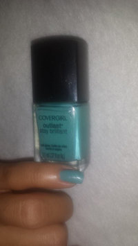 Photo of COVERGIRL Outlast Stay Brilliant Nail Gloss uploaded by Birnalisis C.
