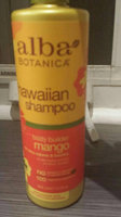Alba Botanica Hawaiian Shampoo Body Builder Mango uploaded by amreen s.