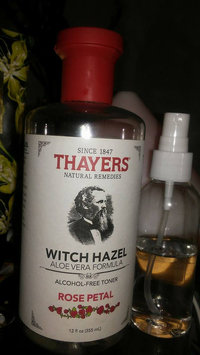 Thayers Alcohol-Free Rose Petal Witch Hazel Toner uploaded by Skye T.