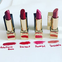 Estée Lauder Pure Color Long Lasting Lipstick uploaded by Amiirah N.