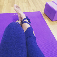 Gaiam America GAIAM Premium Plum Jam Yoga Mat uploaded by Stephanie F.