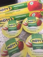 Mott's® Unsweetened Applesauce Apple uploaded by Claudia C.