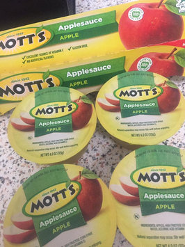 Photo of Mott's® Unsweetened Applesauce Apple uploaded by Claudia C.