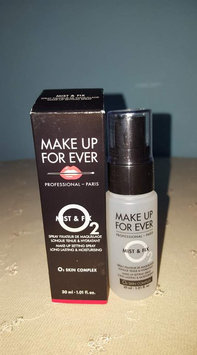 Photo of MAKE UP FOR EVER Mist & Fix Setting Spray uploaded by Takwa B.