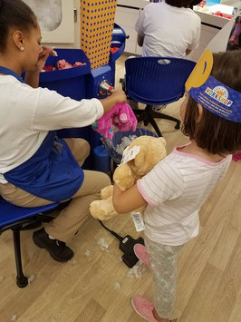 Build-a-Bear Workshop uploaded by Eva H.